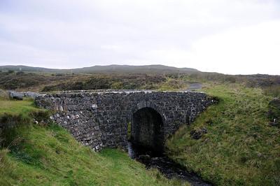 Fairy Bridge, Waternish , the Isle of Skye