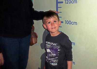 Benjamin at the Think Tank
