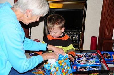 Toby & Nanny
