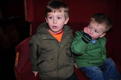 Bo'ness & Kinneil Train, Benjamin & Toby