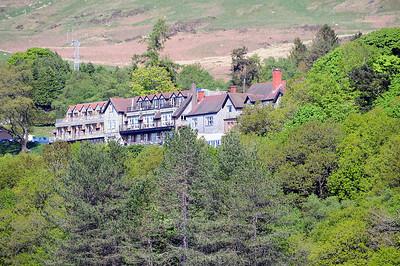 Lake Vyrnwy Hotel at Lake Vyrnwy