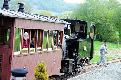 The Welshpool and Llanfair light Railway