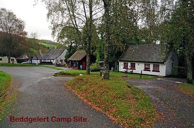 Beddgelert Camp Site