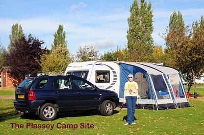 The Plassey Camp Site