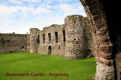 Beaumaris Castle - Angelsey