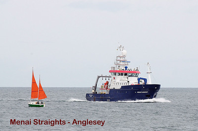Menai Straights - Anglesey