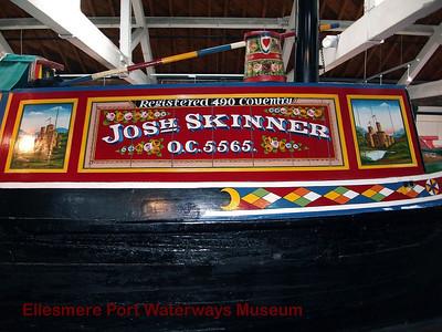 Ellesmere Port Waterways Museum