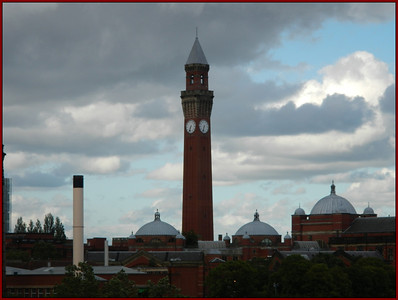 Saturday  - B'ham University