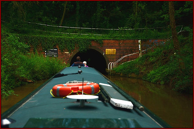 Saturday - Shortwood Tunnel