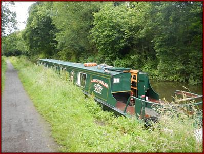 Monday Staffs and Worcs Canal - Swindon