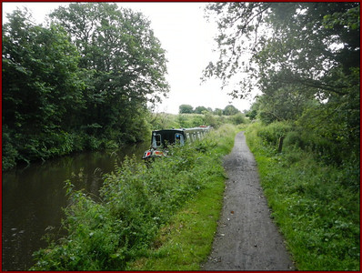 Monday Evening - Staffs and Worcs Canal