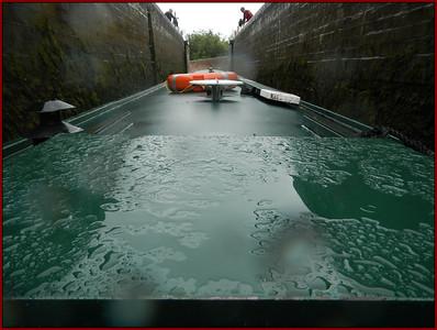 Monday - Stourbridge Canal - More Rain!