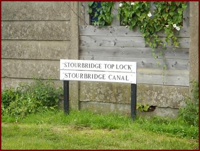 Monday - Stourbridge Canal