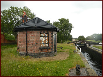 Wednesday - BCN - Smethwick Locks