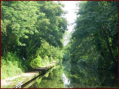 Thursday - Grand Union Canal