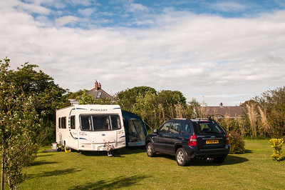 Cornish Camp Sites