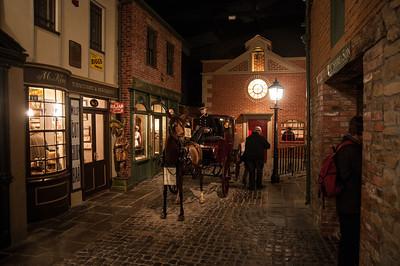 Flambards Vivtorian Street Scenes