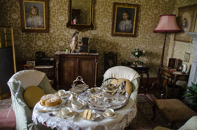 Lanhyrdrock House