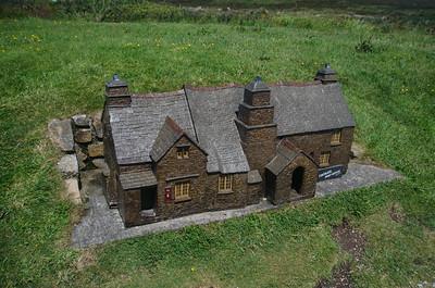 Land's End model village