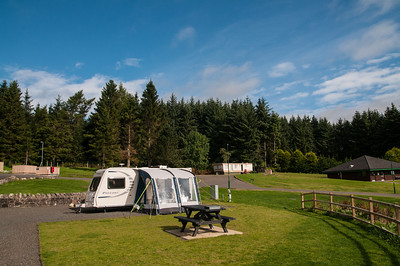 Beecraigs Camp Site