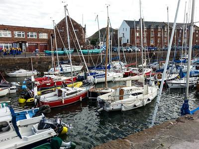 North Berwick Harbour