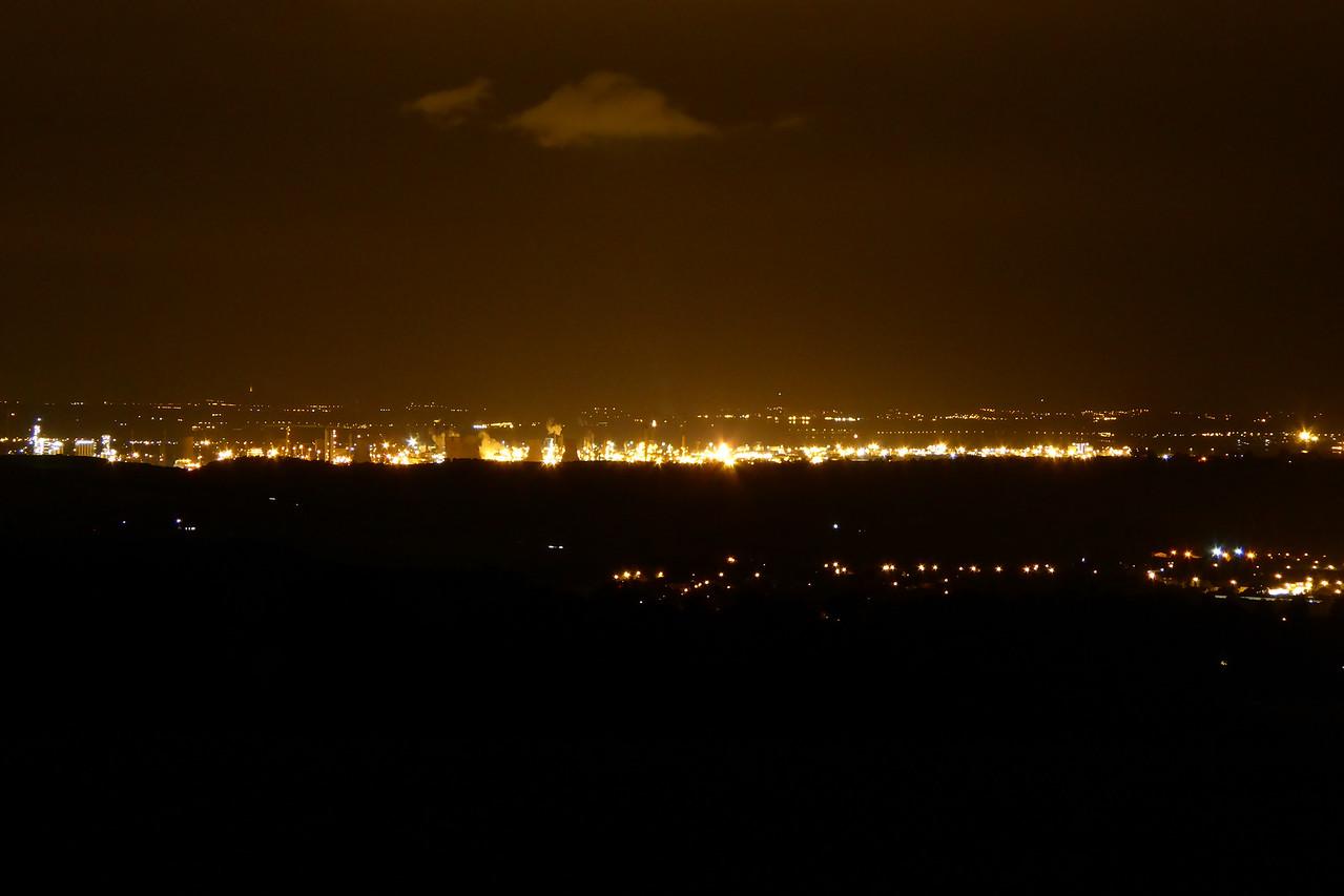 The glory of Grangemouth