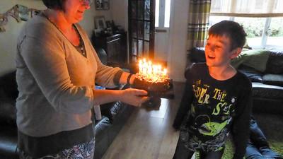Benjamin's Birthday