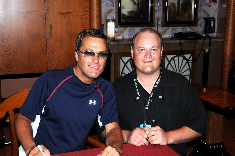 Michael W. Smith and I 2008
