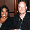 Melinda Doolittle and I  - 2008
