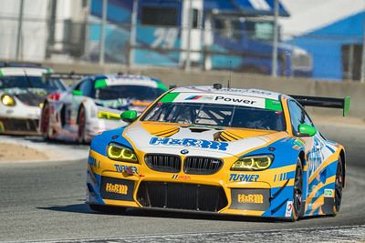 Turner Motorsport BMW M6 GT3 Exiting T4
