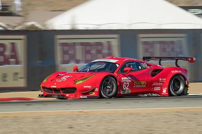 Risi Competizione Ferrari 488 GT3 in T4 A