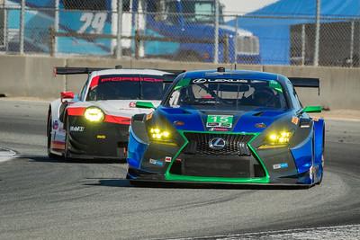 3GT Racing Lexus RCF GT3 exiting T4