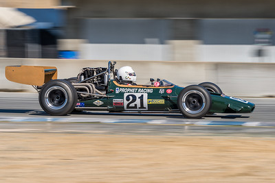 1969 McLaren M10B driven by Bruce Maxwell Leeson