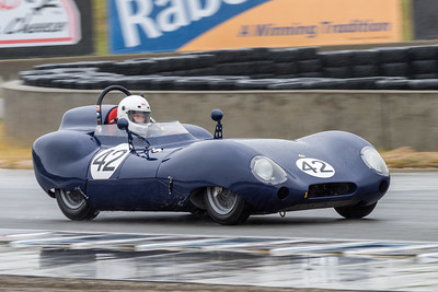 1958 Lotus Eleven of Arthur Cook