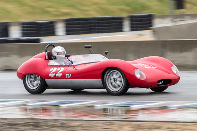 1960 Lola Mk1 of Dale Bloomquest