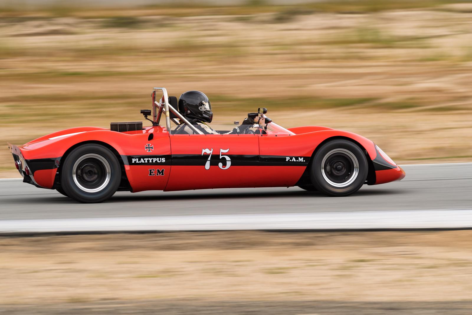 Porsche Platypus
