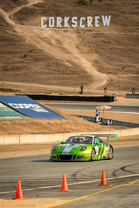 Endurance racing at Laguna Seca