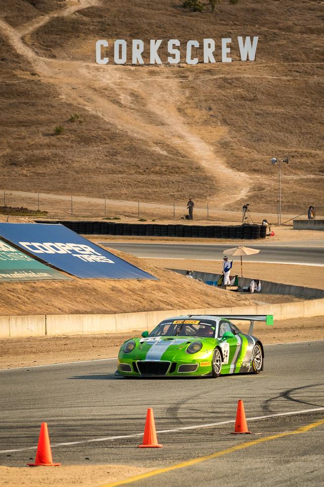 Endurance racing at Laguna Seca