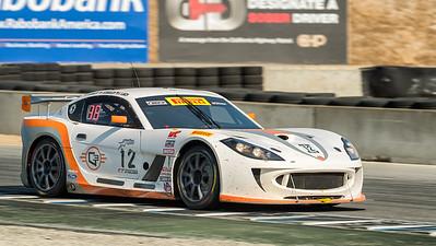 Ian Lacy Racing Ginetta G-55
