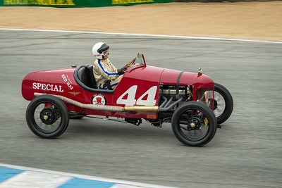 Gary Lucas driving the 191S Ford Racer