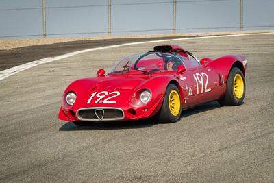 1967 Alfa Romeo 33-2 Floreon Periscopica