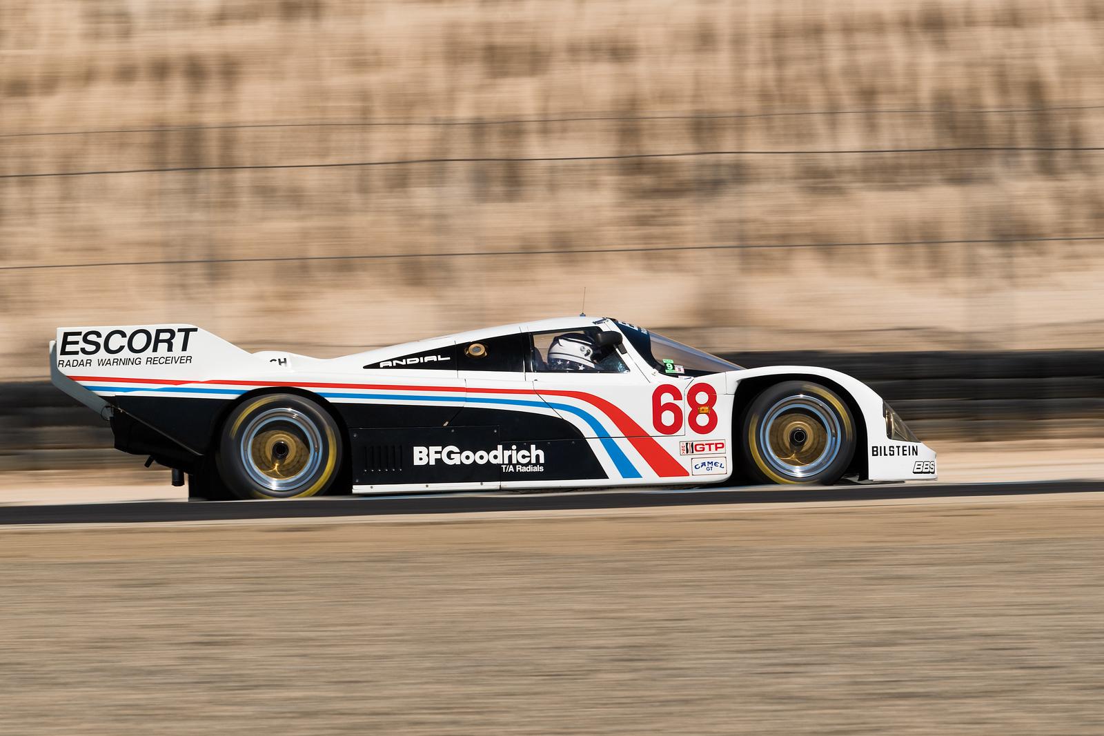 1984 Porsche 962 Wade Carter Group F