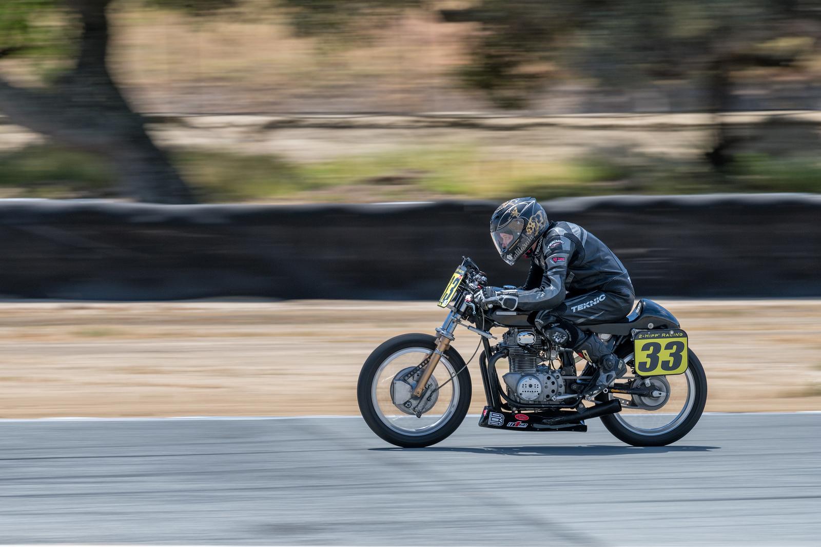 Kevin Hipp 1970 Honda CB350