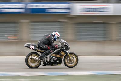 Rick Redick 1988 Honda NT650GT
