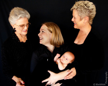 Extra photo - Four Generations, candid