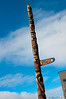 Totem pole, Pike Place Market