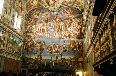 Friday_Popeworld_Sistine_Chapel_The_Last_Judgement