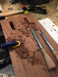 Second Mortise