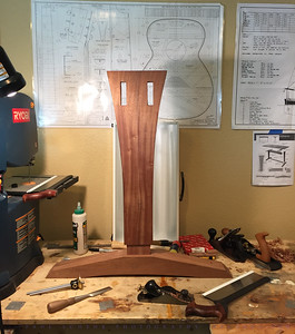 First Mortise and Tenon