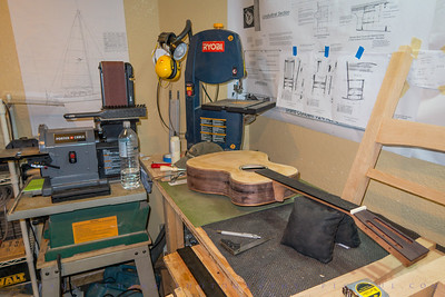 Fingerboard Bound and Cut